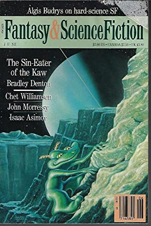 The Magazine of FANTASY AND SCIENCE FICTION: F&SF (Bradley Denton;