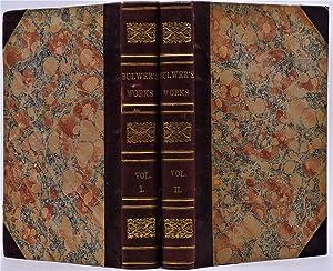 The Works of Edward Lytton Bulwer, Esq.: Bulwer-Lytton, Edward