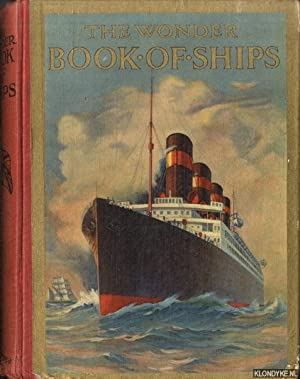 The Wonder Book of Ships: Golding, Harry (edited