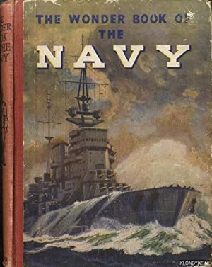 The Wonder Book of the Navy: Golding, Harry (edited