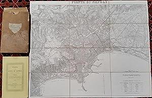 Pianta della città di Napoli divisa in: Colao B. (Bruno?)