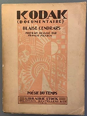 Kodak (Documentaire): Blaise Cendrars