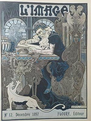 L'Image. Revue litteraire et artistique ornee de: Bellery-Desfontaines, Marcel Lenoir,