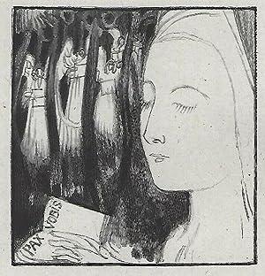 L'Image. Revue litteraire et artistique ornee de: Gusman, Pierre, Andre