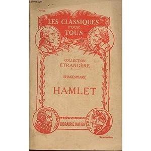 Hamlet 2020-1040 Hatier XX BE: Shakespeare