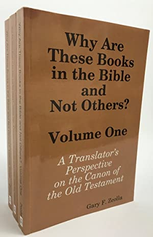 Why Are These Books in the Bible and Not Others? Vol. 1-3