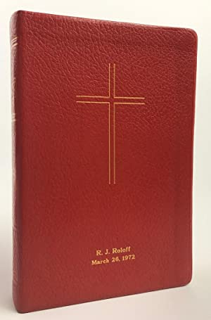 The Lutheran Hymnal, Authorized by the Synods Constituting The Evangelical Lutheran Synodical Con...