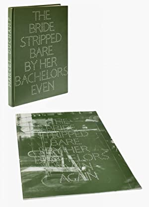 The Bride Stripped Bare by her Bachelors,: DUCHAMP, Marcel (1887-1968);