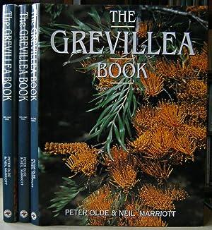 The Grevillea Book - Volumes 1, 2: Olde, Peter &