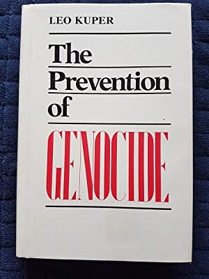 The Prevention of Genocide
