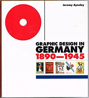 Graphic Design in Germany 1890-1945.