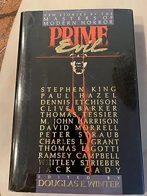 Prime Evil: Anthology Edited by