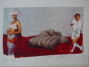 Trouble Spot Painting - Portfolio with 5: Balka, Miroslaw /
