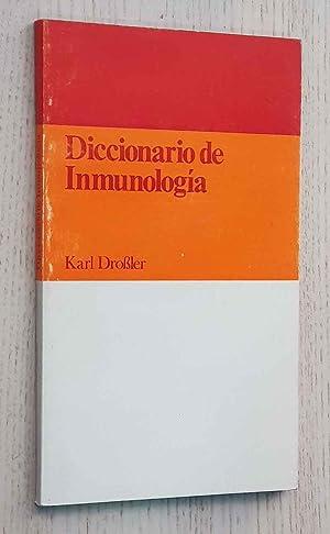 DICCIONARIO DE INMUNOLOGÍA: DROBLER, Karl