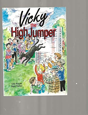 Vicky the High Jumper (Surprise and Discovery/Literacy: Celia Burrows