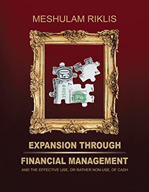 Expansion through Financial Management: and the effective: Riklis, Meshulam