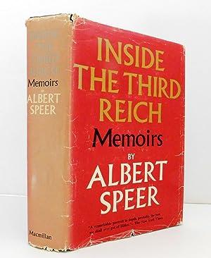Inside the Third Reich: Memoirs By Albert: Speer, Albert