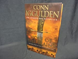 Wolf of the Plains * A SIGNED: IGGULDEN Conn: