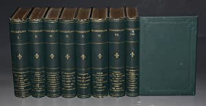 The Works of William Shakespeare, Eight Volume: SHAKESPEARE) DYCE: