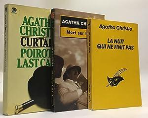 Mort Sur Le Nil + La nuit: Christie Agatha