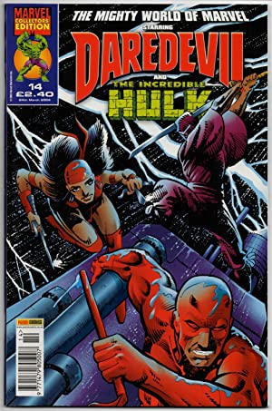 The Mighty World of Marvel #14 (Vol:3) - 24th March 2004 (Daredevil & The Incredible Hulk)