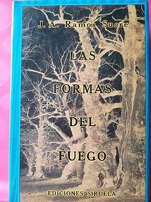 LAS FORMAS DEL FUEGO: J. A. RAMOS
