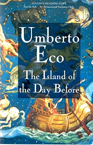 Island of the Day Before: Eco, Umberto