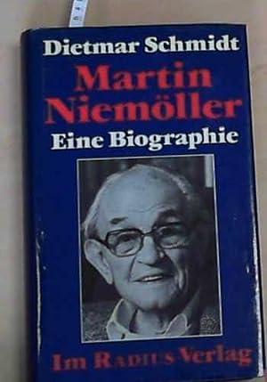 Bild des Verkäufers für Martin Niemöller Eine Biographie zum Verkauf von Berliner Büchertisch eG