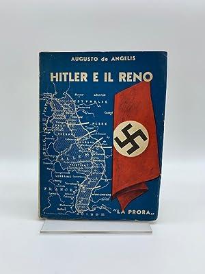 Hitler e il Reno: DE ANGELIS Augusto