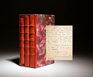 Collection of Kennedy Family Books: Profiles In: Kennedy, John F.]