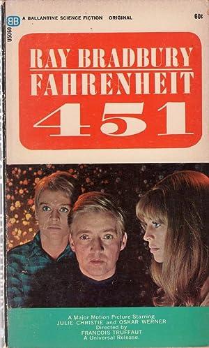 Fahrenheit 451 [WITH] The Martian Chronicles: Bradbury, Ray