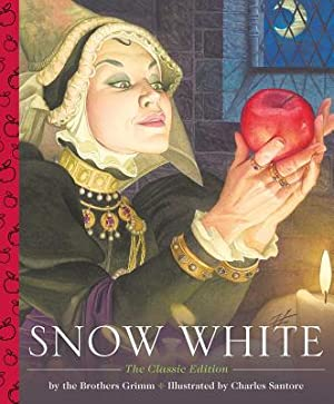 Snow White: A Little Apple Classic (Hardback: Santore, Charles