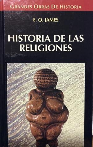 Historia de las religiones: Edwin Oliver Jamies