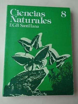 Ciencias Naturales 8º EGB (Santillana, 1977): Aragó, Carmen y