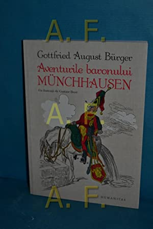 Aventurile baronului Münchhausen: Bürger, Gottfried August