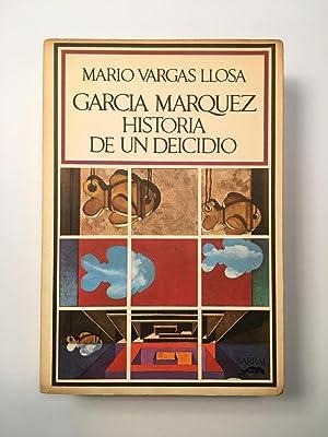 Imagen del vendedor de García Márquez: Historia de un deicidio a la venta por SELECTA BOOKS