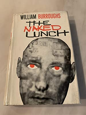 William Burroughs The Naked Lunch, 1st UK Edition, 1964