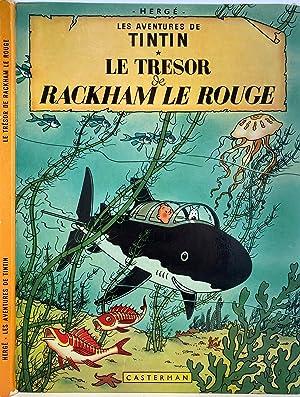 Les Aventures de Tintin, Le Tresor de: HERGE [Georges Prosper