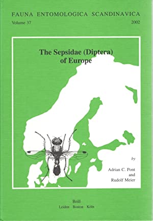 The Sepsidae (Diptera) of Europe (Fauna Entomologica: Pont, A.C.; Meier,
