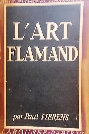 L'art flamand.: FIERENS Paul