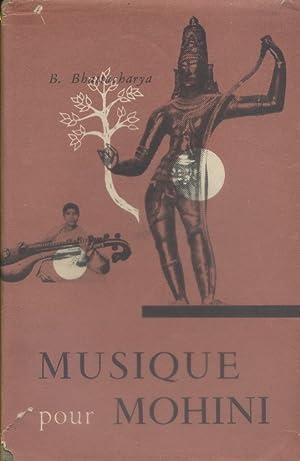 Seller image for Musique pour Mohini. for sale by Librairie et cætera (et caetera)
