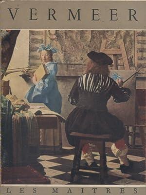 Jan Vermeer de Delft. 1632-1675.: FIERENS Paul