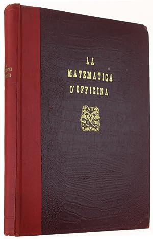 LA MATEMATICA D'OFFICINA.: Callabioni Asrael.