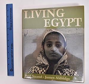 Living Egypt: Strand, Paul: James