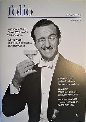 Folio Magazine: 2009-2010