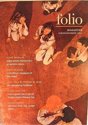 Folio Magazine: Spring/Summer 2012