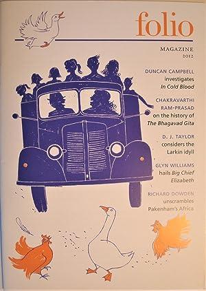 Folio Magazine: 2012