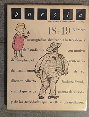 Poesía Revista ilustrada de información poética Nº18: Alberto Jimenez Fraud