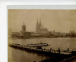 Allemagne, panorama de Cologne