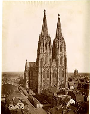 Anonyme ALLEMAGNE COLOGNE LA CATHEDRALE